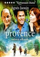 Parlez-moi de la pluie - Finnish DVD movie cover (xs thumbnail)
