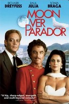 Moon Over Parador - DVD cover (xs thumbnail)