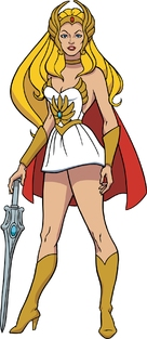 """She-Ra: Princess of Power"" - Key art (xs thumbnail)"