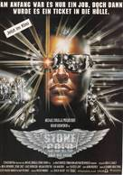 Stone Cold - German Movie Poster (xs thumbnail)