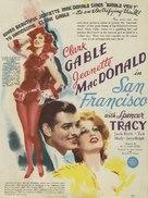 San Francisco - poster (xs thumbnail)