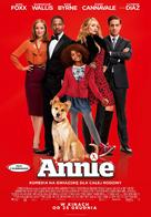 Annie - Polish Movie Poster (xs thumbnail)