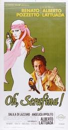 Oh, Serafina! - Italian Movie Poster (xs thumbnail)