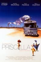 The Adventures of Priscilla, Queen of the Desert - Movie Poster (xs thumbnail)