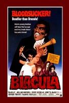 Blacula - VHS movie cover (xs thumbnail)