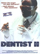 The Dentist 2 - German Movie Poster (xs thumbnail)