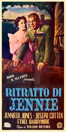 Portrait of Jennie - Italian Movie Poster (xs thumbnail)