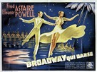 Broadway Melody of 1940 - French Movie Poster (xs thumbnail)