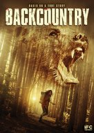 Backcountry - DVD movie cover (xs thumbnail)