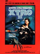 Xtro II: The Second Encounter - French Movie Poster (xs thumbnail)