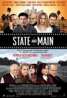 State and Main - Movie Poster (xs thumbnail)