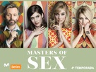 """Masters of Sex"" - Spanish Movie Poster (xs thumbnail)"