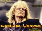 Cobra Verde - German Movie Poster (xs thumbnail)