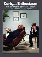 """""""Curb Your Enthusiasm"""" - DVD movie cover (xs thumbnail)"""