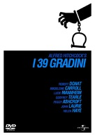 The 39 Steps - Italian DVD movie cover (xs thumbnail)