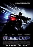 RoboCop - German Movie Poster (xs thumbnail)