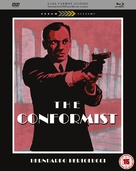 Il conformista - British Blu-Ray cover (xs thumbnail)