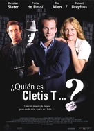 Who Is Cletis Tout - Spanish Movie Poster (xs thumbnail)