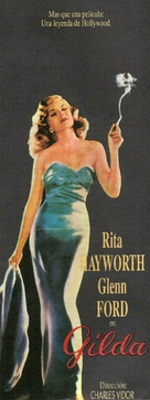 Gilda - Argentinian Movie Poster (xs thumbnail)