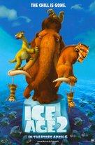 Ice Age: The Meltdown - British Movie Poster (xs thumbnail)