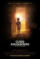 Close Encounters of the Third Kind - Re-release poster (xs thumbnail)