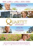 Quartet - Dutch Movie Poster (xs thumbnail)