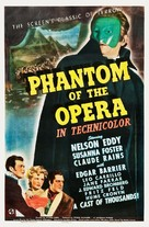 Phantom of the Opera - Movie Poster (xs thumbnail)