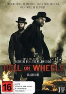 """Hell on Wheels"" - New Zealand DVD movie cover (xs thumbnail)"