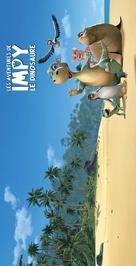 Urmel aus dem Eis - French Movie Poster (xs thumbnail)
