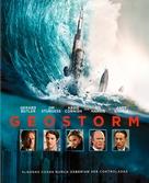 Geostorm - Spanish Movie Cover (xs thumbnail)