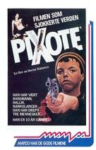 Pixote: A Lei do Mais Fraco - Swedish VHS cover (xs thumbnail)
