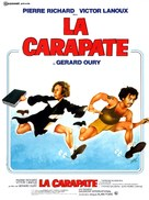 La carapate - French Movie Poster (xs thumbnail)
