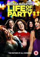 Life of the Party - British Movie Cover (xs thumbnail)