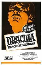 Dracula: Prince of Darkness - Australian Movie Poster (xs thumbnail)