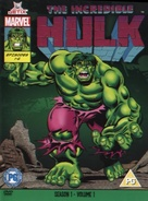 """The Incredible Hulk"" - British DVD movie cover (xs thumbnail)"