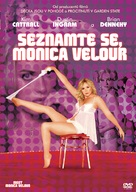 Meet Monica Velour - Czech DVD cover (xs thumbnail)