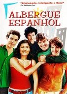 L'auberge espagnole - Brazilian DVD cover (xs thumbnail)