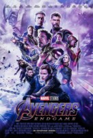 Avengers: Endgame - International Movie Poster (xs thumbnail)