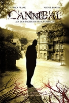 Cannibal - German poster (xs thumbnail)