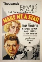 Make Me a Star - Movie Poster (xs thumbnail)