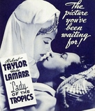 Lady of the Tropics - poster (xs thumbnail)