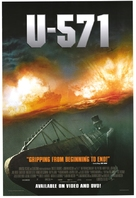 U-571 - Video release movie poster (xs thumbnail)