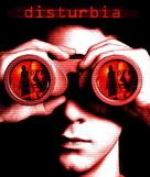 Disturbia - Blu-Ray cover (xs thumbnail)