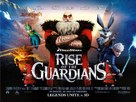 Rise of the Guardians - British Movie Poster (xs thumbnail)