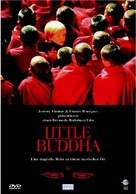Little Buddha - German DVD cover (xs thumbnail)