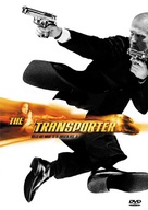 The Transporter - German Movie Cover (xs thumbnail)