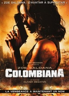 Colombiana - French Movie Cover (xs thumbnail)