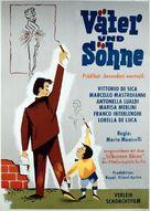 Padri e figli - German Movie Poster (xs thumbnail)
