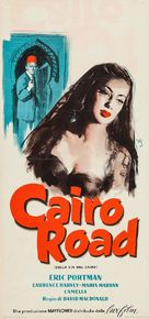 Cairo Road - Italian Movie Poster (xs thumbnail)