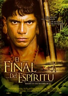 End Of The Spear - Spanish poster (xs thumbnail)